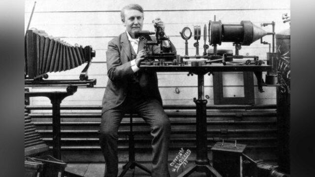 Main photo Thomas Edison
