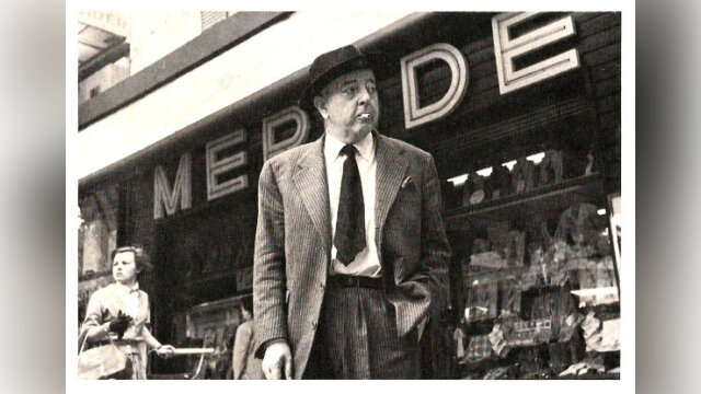 Main photo Jacques Prévert