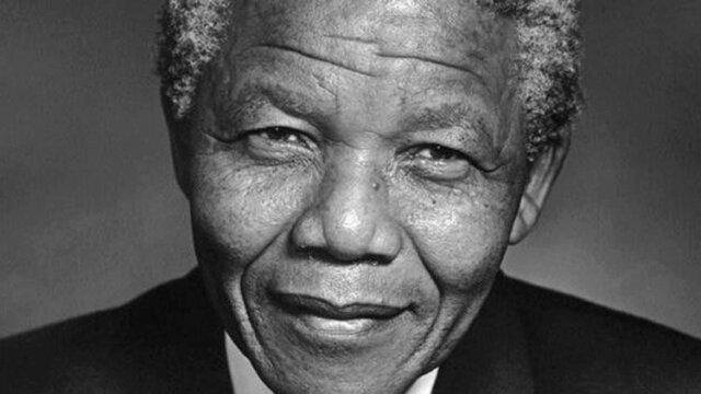 Main photo Nelson Mandela