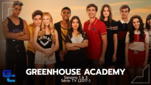 Greenhouse Academy, Saisons 1 à 3