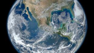 Une étrange barrière autour de la Terre