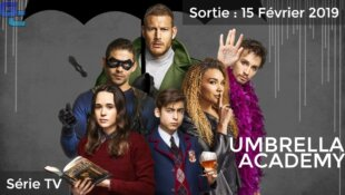 Umbrella Academy, Saison 1
