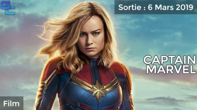 Main photo Captain Marvel
