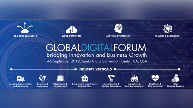 Main photo Global Digital Forum  Santa Clara,  USA