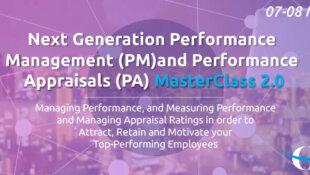 Next Generation Performance Management and Performance Appraisals MasterClass 2.