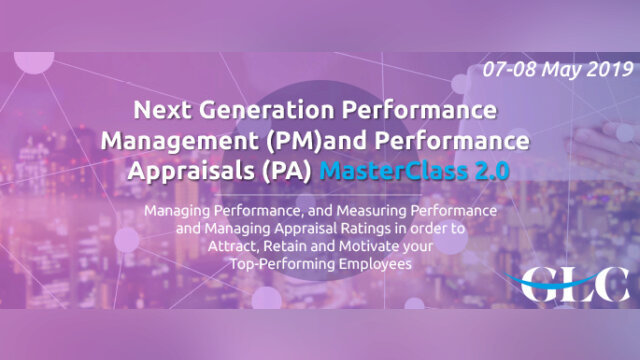 Next Generation Performance Management and Performance Appraisals MasterClass 2.