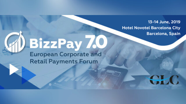 BizzPay 7.0 – European Corporate and Retail Payments Forum, 13-14 June, 2019