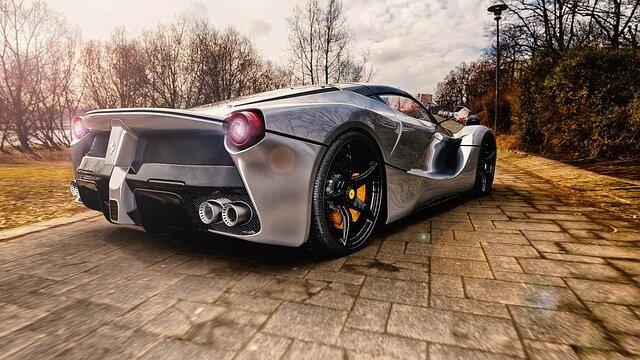Les 10 voitures les plus chères