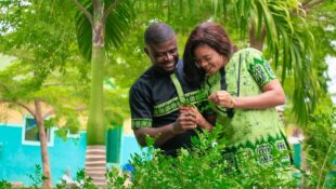‎Orogwu Jenny‎ Share Their Beautiful Pre-Wedding Pictures And Weding Date (PHOTO