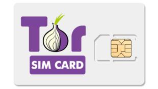 Cette carte SIM compatible Tor vous gardera anonyme sur les réseaux mobiles