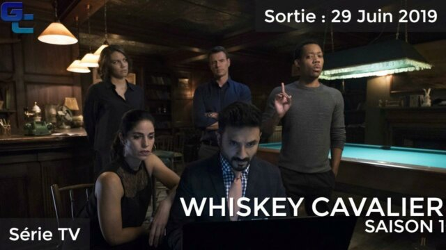 Whiskey Cavalier, Saison 1
