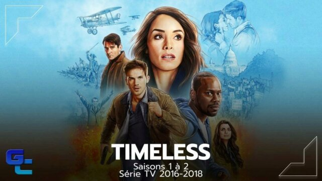 Timeless, Saisons 1 & 2