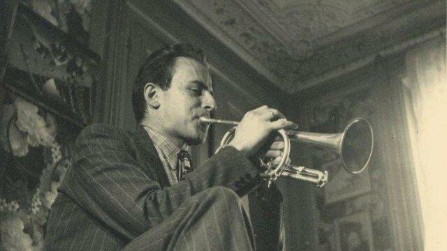 Boris Vian ? Romancier, poète, dramaturge, chansonnier, trompettiste ...