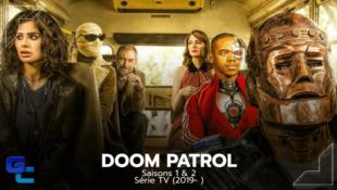 Doom Patrol, Saisons 1 & 2