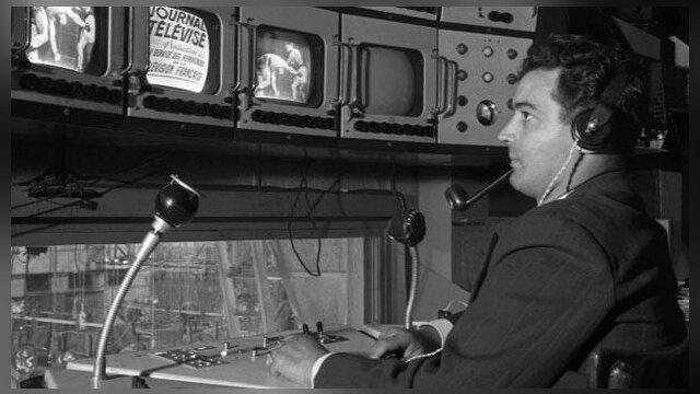 Journal télévisé : tout a commencé en 1949