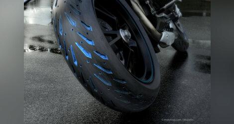 Premier essai des Michelin Road 5