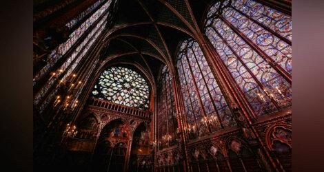 Sainte Chapelle  (la série)