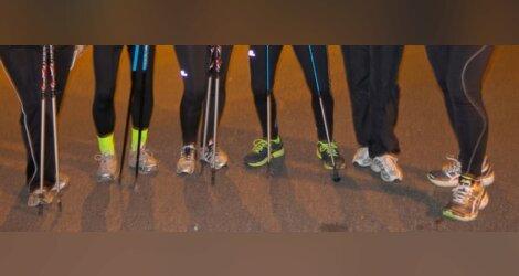 Sondage : Les chaussures en Marche Nordique