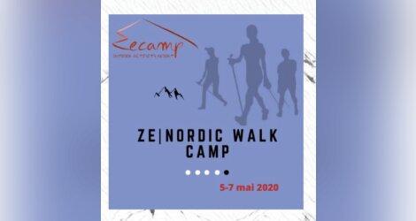 Séjour Marche Nordique à Ze Nordic Walk Camp 5-7 Mai 2020