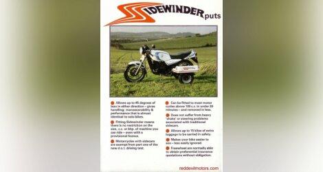 Sidewinder : une astuce...