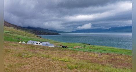 [Paysages] Islande, route vers Grenivík